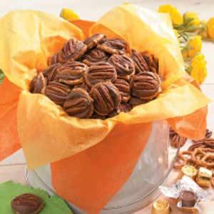 Pecan Caramel Candies Recipe