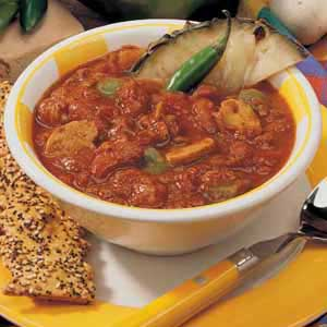 Tangy Oven Chili Recipe