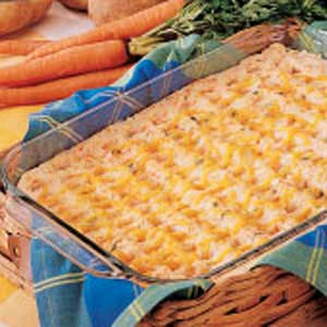 Golden Mashed Potatoes Recipe