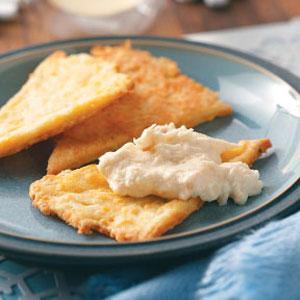 Homemade Crisp Crackers Recipe