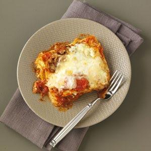 Company Lasagna Recipe