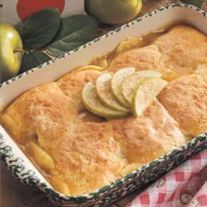Healthy Apple Cobbler Recipe