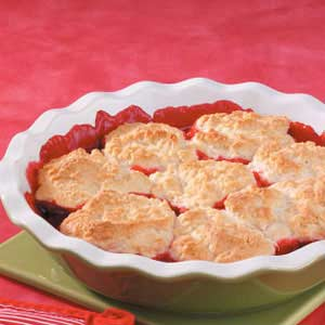Easy Cherry Cobbler Recipe