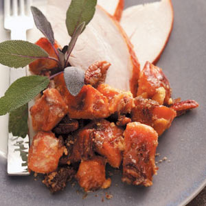 Makeover Southern Favorite Sweet Potatoes Recipe