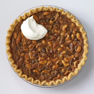 Mixed Nut 'n' Fig Pie Recipe