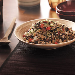 Makeover Fruited Wild Rice Pilaf Recipe