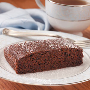 Chocolate Snack Cake Recipe