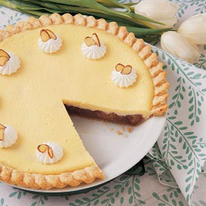 Cream Cheese Rhubarb Pie Recipe
