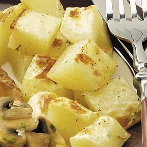 Roasted Rosemary Potatoes Recipe