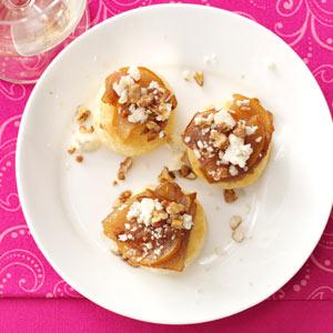 Savory Pear Tarts Recipe