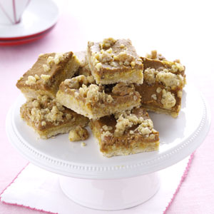 Pumpkin Oatmeal Bars Recipe