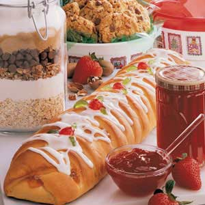 Strawberry Orange Spread Recipe