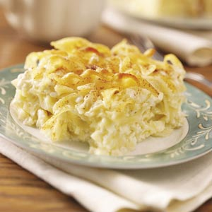 Lemon Noodle Kugel Recipe