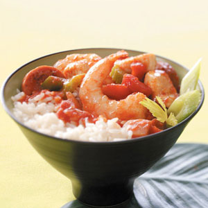 Weeknight Jambalaya Recipe