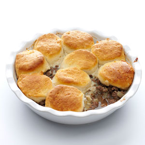 Beefy French Onion Potpie Recipe