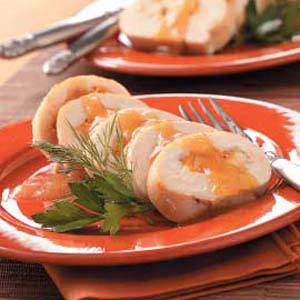 Easy Apple-Stuffed Chicken Breasts Recipe