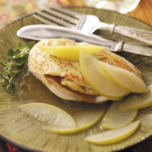 Gouda-Stuffed Chicken Recipe