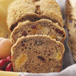Streusel Fruit Bread Recipe