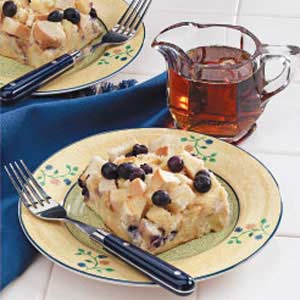Blueberry Brunch Bake Recipe