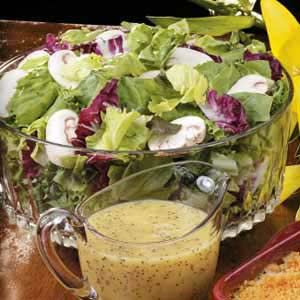 Orange Poppy Seed Dressing Recipe