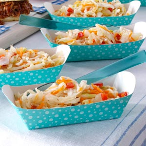 Freezer Slaw Recipe