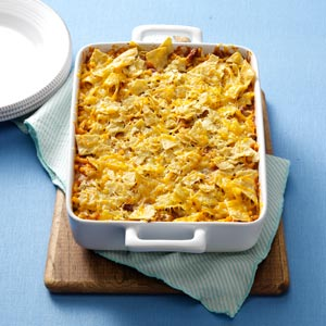 Mexi-Mac Casserole Recipe