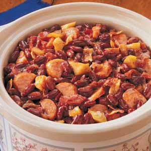 Slow-Simmered Kidney Beans Recipe