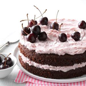 Cherry Cola Cake Recipe