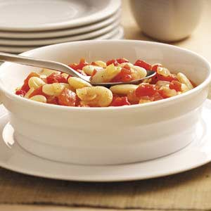 Spanish Lima Beans Recipe