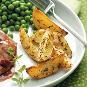 Herb-Crusted Potatoes Recipe
