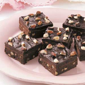 Hazelnut Brownies Recipe