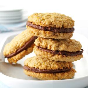 Chocolaty Double Crunchers Recipe