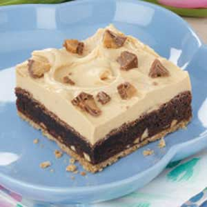 Peanut Lover's Brownies Recipe