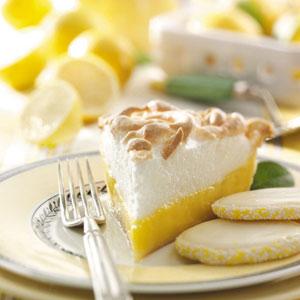 Lemonade Meringue Pie Recipe