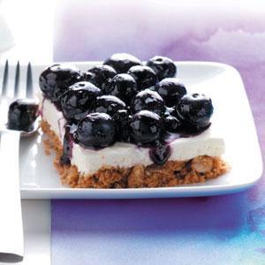 Blueberry Walnut Bars Recipe