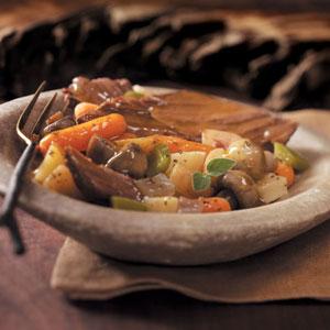 Beef Roast Dinner Recipe