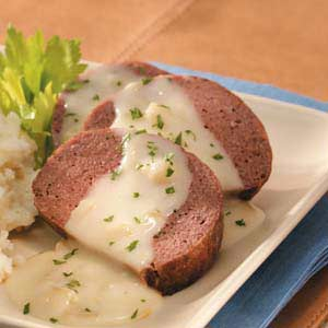 Slow-Cooked Meat Loaf for 2 Recipe