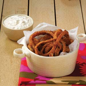 Crispy Pub Rings Recipe