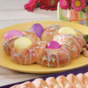 Easy Italian Easter Bread Recipe