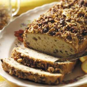 Special Banana Nut Bread Recipe