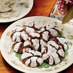 Crackle Cookies Recipe
