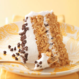 """""""Give Me S'more"""" Cake Recipe"""