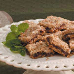 Date Oat Bars Recipe