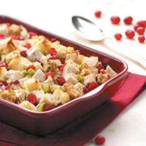 Leftover-Turkey Bake Recipe