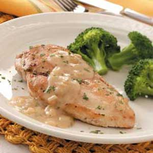 Lemon Thyme Chicken Recipe