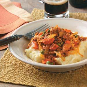 St. Paddy's Irish Beef Dinner Recipe