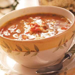 Friendship Soup Mix Recipe