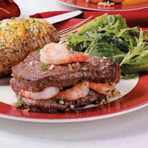 Surf 'n' Turf Dinner Recipe