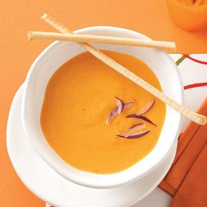 Cheesy Cauliflower Soup Recipe