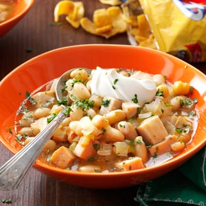 White Chili Recipe